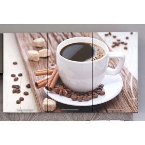 ARTEMIS COFFE horné dekoračné skrinky
