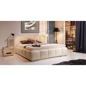 Čalúnená posteľ KARERA s UP, 140x200 cm 2sk.