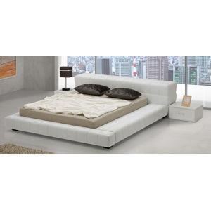 Čalúnená posteľ KUBE-2, 160x200 cm 2sk.