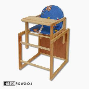 AD220 Detská jedálenská stolička