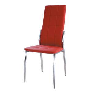 >> Jedálenská stolička BOSA, red