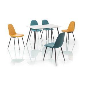 FLORA jedálenský stôl 120x80 cm