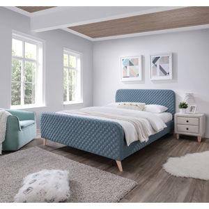 >> Čalúnená posteľ HUGI 180 VER-0160