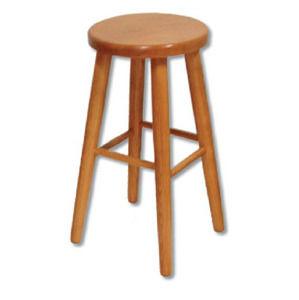 >> KT242 Barová stolička, výška 60 cm