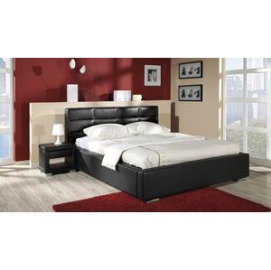 Čalúnená posteľ NIKE R, 160x200 cm