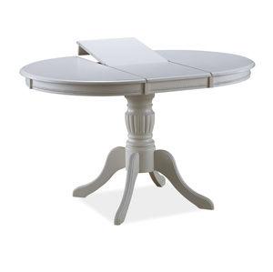 Jedálenský stôl OLINA Bianco