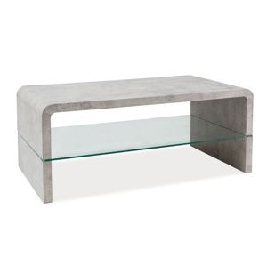 >> RIKA konferenčný stolík, betón