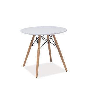 SAHA jedálenský stôl, priemer 80 cm