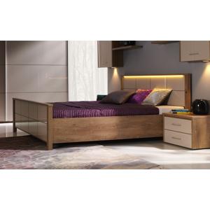 VIEN posteľ s úložným priestorom L140P